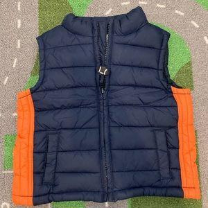12-24M winter vest
